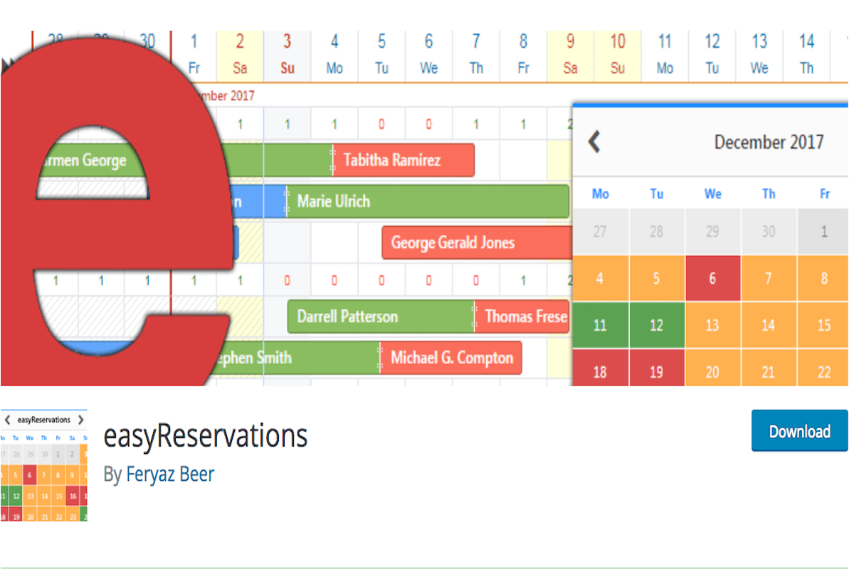 plugin-prenotazioni-easyreservations I migliori plugin Wordpress per prenotazioni e appuntamenti