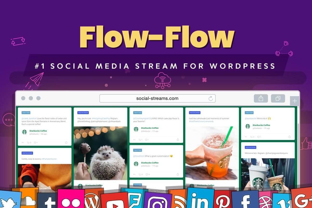 social-wall-flow-flow Social Wall: ottimizza l'aggiornamento del tuo sito!